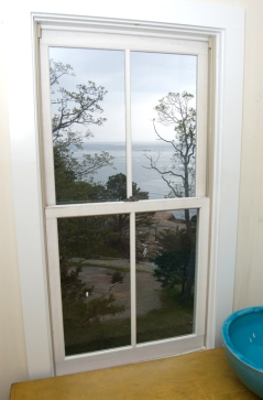 Window View from Thimble Island House